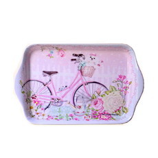 Bandeja Romantic Bike Pequena CZ02
