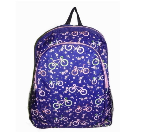 Mochila Bike Flowers BG09