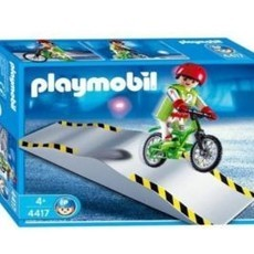 Box playmobil XtremeSports MN46