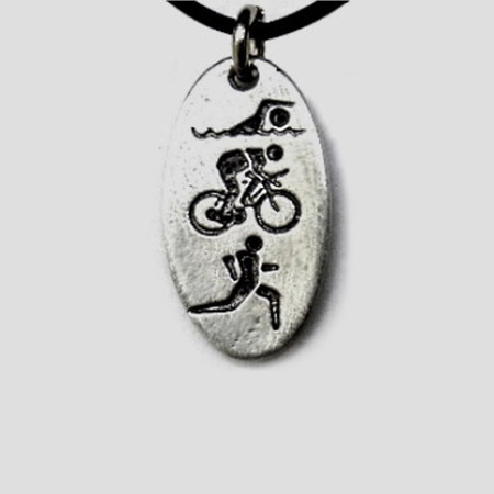 Triathlon Pendant TH02