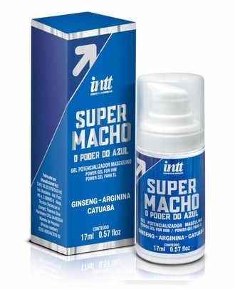 SUPER MACHO GEL - 17ML INTT