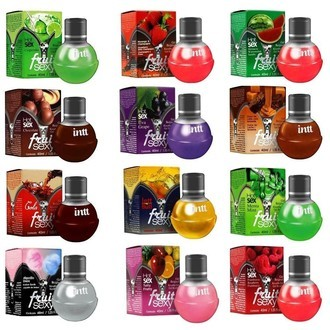 FRUIT SEXY GEL COMESTÍVEL - 40ML - INTT