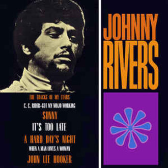 Johnny Rivers - Whisky a Go Go Revisited LP MONO