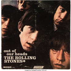Rolling Stones - Out of our heads LP (prens. nacional/mono)