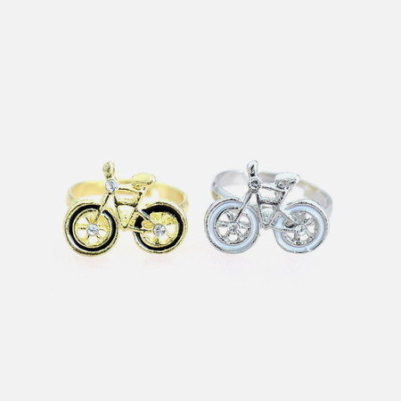 Anel Bike Charm AN03
