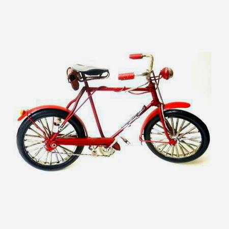 Miniatura Bike Red MN23