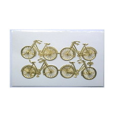 Decor Bike Ouro SY23