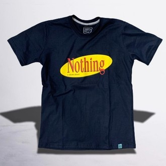 CAMISETA NOTHING