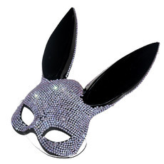 Máscara Diamond Bunny