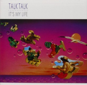 Talk Talk  It's my life LP (com encarte)