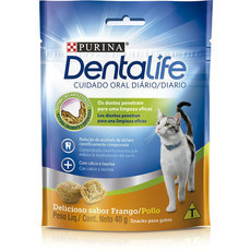 Petisco Dentalife Gatos Purina Nestlé 40g