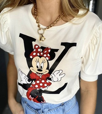 T Shirt Minnie LV