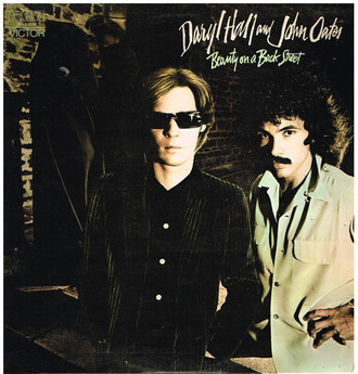 Daryl Hall & John Oates - Beauty on a Back Street LP