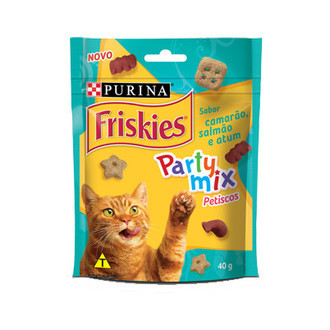 Petisco Friskies Party Mix 40g - Purina Nestlé
