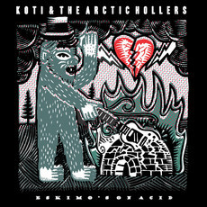 "CD ""Eskimo`s on Acid"" / Arctic Hollers / 2011"
