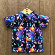 Camisa Astronauta Junior