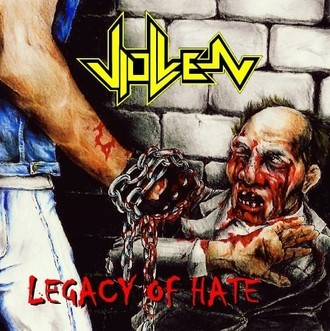 Viollen - Legacy of Hate (2019)