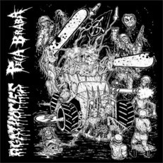 Agathocles/Peia Braba Split CD (2016)