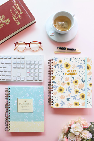 Combo My Life Planner 2021 + Planner Fit