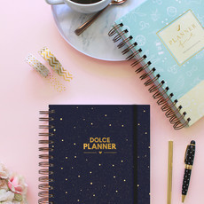 Combo Dolce Planner 2021 + Planner Fit