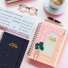 Combo Dolce Planner + My Life Planner 2021