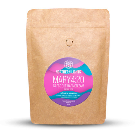 CAFÉ MARY4:20® NORTHERN LIGHTS ED. LIMITADA