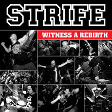 STRIFE - Witness a rebirth CD Digipack