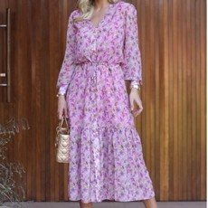 Vestido Midi Lilly |Drops Of Joy