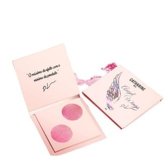 Paleta Duo Angel Wings - Pri Lessa - 2 Blushes - 4g
