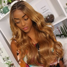 Lace Front wig HD premium - India