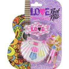 DISCOTEEN ESTOJO INFANTIL LOVE ROCK IN ROLL CONCHA