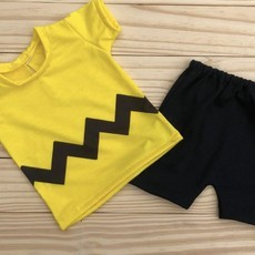 Conjunto Charlie brown