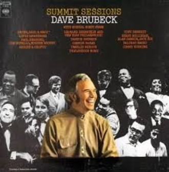 Dave Brubeck - Summit Sessions LP