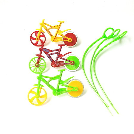 Kit 3 Bicicletinhas Spider FT09