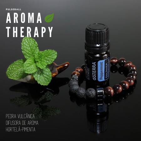 Kit Aroma Therapy - Pulseball BARONG + Peppermint DoTERRA