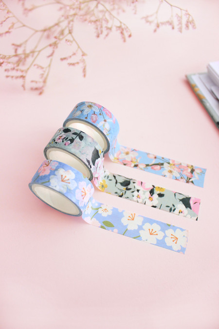 Washi Tape Cerejeiras