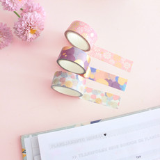 Washi Tape Lights