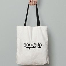 Ecobag Bordado Empoderado