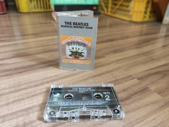 The Beatles - Magical Mistery Tour fita K7 original