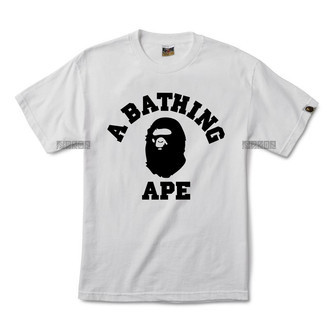 BAPE A BATHING APE BIG LOGO