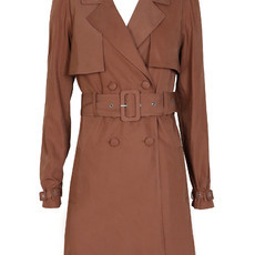 Trench Coat Amelia Terracota