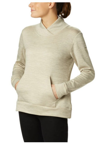 Blusa Fleece Columbia Feminimo Place to Place