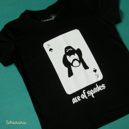Camiseta Ace Of Spades [infantil]