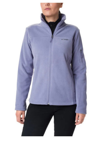 Jaqueta Columbia Fleece Fast Trek II Feminina - Tam M Dusty Iris