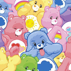 Cute Mask Care Bears