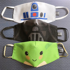 Cute Mask Star Wars