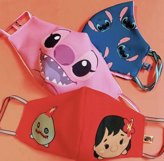 Cute Mask Stitch