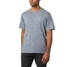 Camiseta Columbia Deschutes Runner - Pale Blue / White