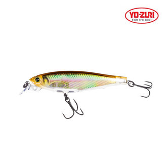 Isca Articial Yo-zuri 3DR 3DS Minnow 70sp 70mm 7g