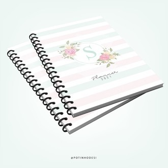 Planner 2021 - Inicial Colour